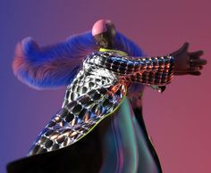 Uv-Zhu Envisioned Future Clothing & Material Concepts – Trendland Online Magazine Curating the Web since 2006