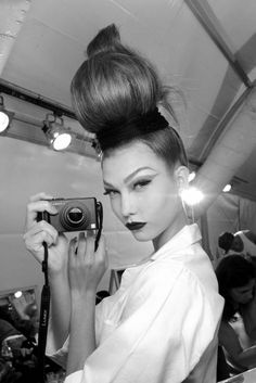 Karlie Kloss Christian Dior Haute Couture | StyleCaster