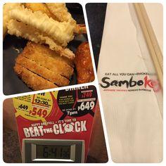 Food trip @ Sambokojin