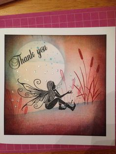 A fairy thank you