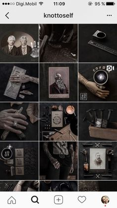 Best Instagram Feeds, Instagram Feed Tips, Instagram Feed Layout, Instagram Grid, Instagram Design, Tumblr Hipster, Ig Feed Ideas, Feed Insta, Dark Feeds