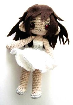 Claudia the Vampire Amigurumi ~ Free Download Pattern