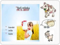 Deň mlieka - prezentácia - YouTube