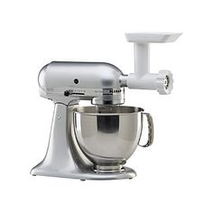 Kitchenaid Mincer Attachment new kitchenaid attachments work like a food processor and juicer