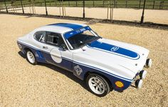 Ford Rs, Car Ford, Ford Capri, Mercury Capri, Ford Escort, Rally Car, Retro Cars, Old Cars, Sport Cars