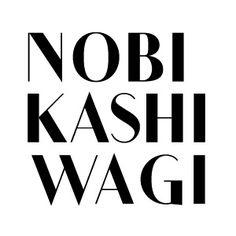 Type Design by Nobi Kashiwagi