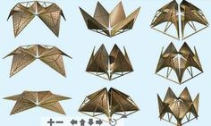 Folding Bamboo Houses by Ming Tang : TreeHugger