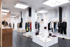 SAINT SEBASTIEN FROISSART // Tom Greyhound - concept store - 19, rue de Saintonge