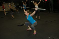 Put your best body forward this swimsuit season with CrossFit Barrington!