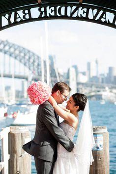 Rachel and James' Sydney Waterside Wedding - Polka Dot Bride Coral Peonies, Sydney, Polka Dots, Bride, Couples, Couple Photos, Celebrities, Wedding, Wedding Bride