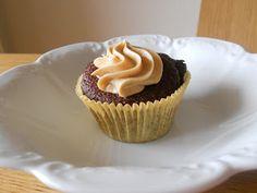 Cupcakes au café et chocolat