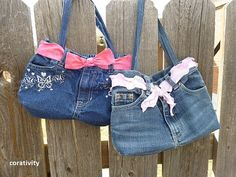 PDF Sewing Pattern The Girl Purse from Upcycled by corativity, $3.49