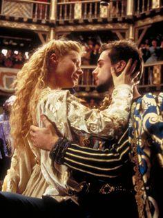 Shakespeare in Love 1998. Gwyneth Paltrow & Joseph Fiennes.