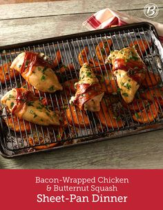 Chicken Dinners on Pinterest | Chicken, The Chicken and Stuffed ...