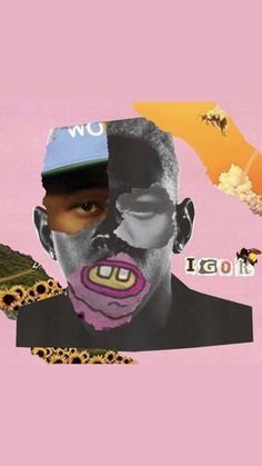 Tyler The Creator wallpaper Tyler The Creator wallpaper Trippy Wallpaper, Rap Wallpaper, Iphone Background Wallpaper, Aesthetic Iphone Wallpaper, Aesthetic Wallpapers, Wallpaper Ideas, Background Images, Photo Wall Collage, Picture Wall