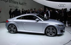 AUDI presents third generation TT coupe and TTS coupe