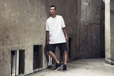 """adidas Originals Tubular 2015 Fall/Winter """"Concrete Maze"""" Editorial"""