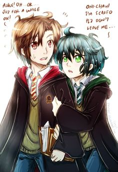 [ James Sirius And Albus Severus By Ibahibut On Deviantart ] - Best Free Home Design Idea & Inspiration Harry Potter Wedding, Harry Potter Anime, Harry Potter Outfits, Harry Potter Gifts, Harry Potter Cast, Harry Potter Fan Art, Harry Potter Fandom, Harry Potter Memes, James Sirius Potter