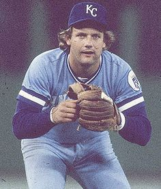 George Brett .... I'm just old enough to remember the end of the Royals great run of the late '70s and '80s. I hate how the financial inequalities of baseball have taken teams with great histories (KC & the PIrates especially) and made them irrelevant for a generation.