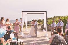 Rivieria Maya Wedding | Occidental Grand Xcaret Wedding | Mexico Destination Wedding Photographer | Proof Photography