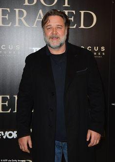 Film Studio, News Studio, Gladiator Movie, Russell Crowe, Australian Actors, Bear Men, George Clooney, Hollywood Star