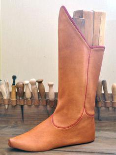 Alans boots, VIII-IX cc