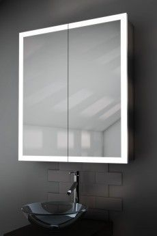 Order Your Varma Edge Cabinet Mirrors From Illuminated Mirrors UK And Enjoy  Free Next Day Delivery And A Year Warranty On Our Entire Range.