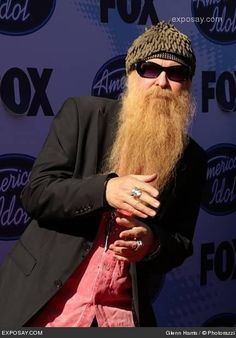 Billy Gibbons stars in Pickin' & Grinnin' Movie.. coming in 2012 to a theater near you