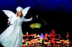 Stone Mountain Christmas as Stone Mountain Park, Stone Mountain, GA http://ow.ly/bF7d8