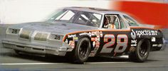 Buddy Baker and the Gray Ghost - almost unbeatable on the big tracks!