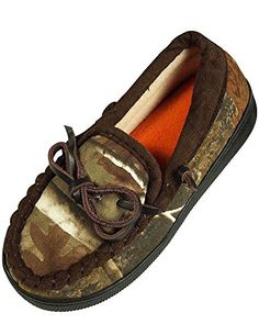 Realtree - Toddler Boys Camo Moccasin Slipper *** Continue to the product at the image link. Shoe Storage, Boys Shoes, Toddler Boys, Moccasins, Camo, Fashion Shoes, Slippers, Loafers, Flats