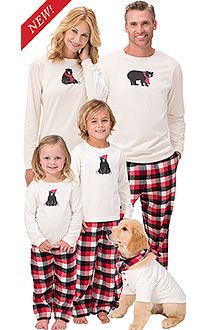 Plaid Flannel HiBEARnate Matching Pajamas for the Whole Family Womens Medium 810 ** Check this awesome product by going to the link at the image. Best Family Christmas Pajamas, Matching Christmas Pajamas, Holiday Pajamas, Matching Pajamas, Christmas Pyjamas, Pajamas Winter, Kids Christmas, Family Matching Pjs, Family Pajama Sets