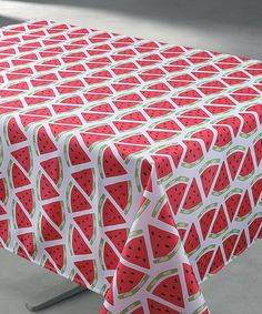 Watermelon Tablecloth By Texstyles Deco #zulilyfinds