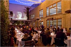 Foreign Cinema - Reviews and Ratings of Restaurants in San Francisco - New York Times Travel