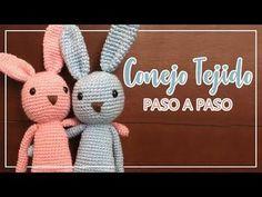 Teddy Bear, Toys, Minis, Youtube, Videos, Crochet Bunny, Crochet Throw Pattern, Bebe, Activity Toys