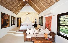 Mata Chica is the perfect romantic hotel in Ambergris Caye