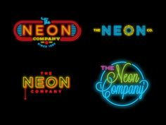 The Neon Company by Keith Greenstein