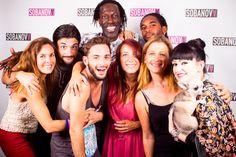 La team Sobanova Urban Dance Nîmes 2014