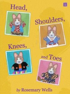 Bunny Fun: Head, Shoulders, Knees, and Toes by Rosemary Wells:: Auryn, Inc.::iOS and Android:: Sing in 4 languages, learning new words in French, Spanish, and Japanese.   Parents: This is a good way to learn words in another language, using a familiar song. Also can be an active app, get those kids up and dancing as you sing along. :: ages 3-6