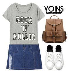 """""""Yoins 17"""" by matea0605 ❤ liked on Polyvore featuring yoins, yoinscollection and loveyoins"""