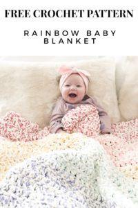 Free crochet baby bl