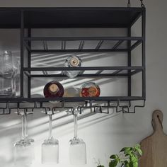 Loft Rack Shelving | Design Vintage | Kitchen Storage