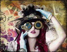Titbelsoeur : steampunk page