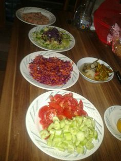 Salata menüm