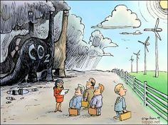 Ethical investor and energy sources