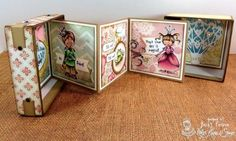 Accordion Pop Up Box by bpnaz - Cards and Paper Crafts at Splitcoaststampers