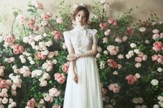 """Today, I am sharing new Bene luce studio's 2016 Concept 'Blossom' Stylish and elegant Bene Luce offers a new sample """"BLOSSOM"""" with various concept and lavishing natural light. The wedding frame will pick your best and happiest moment up and offer you the magical piece. Bene Luce can make your pre-wedding photography extraordinary. Remember that this is the one and only da..."""