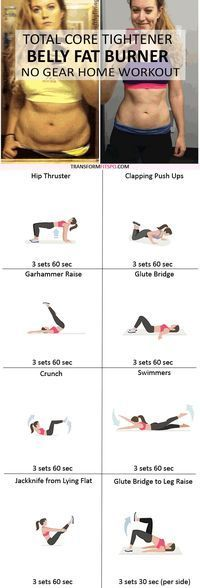 #womensworkout #workout #femalefitness Repin and share if this workout burned your stubborn belly fat! Click the pin for the full workout. #fatburningyogaworkout