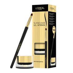 ----The Purrrfect MakeUp!----: Review : Super Liner Gel - L'Oreal | ThePurrrfectM...