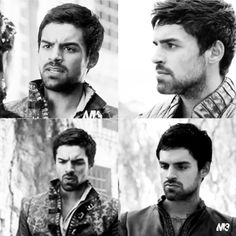 Sean teale as prince louis of cond 233 reign
